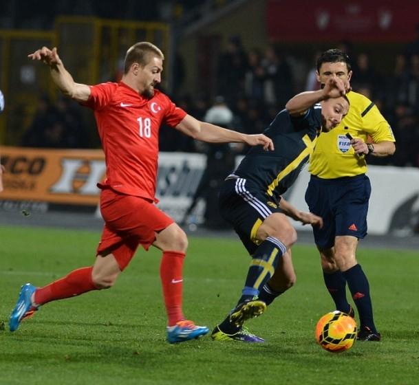 Türkiye 2 - İsveç 1 4