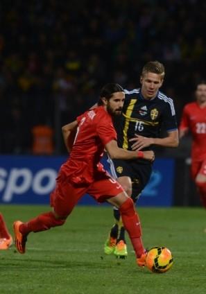 Türkiye 2 - İsveç 1 7