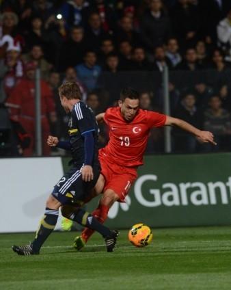 Türkiye 2 - İsveç 1 9