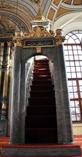 """Konya'nın barok camisi """"Aziziye"""" ibadete açıldı 17"""