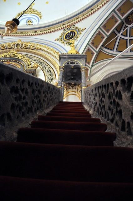 """Konya'nın barok camisi """"Aziziye"""" ibadete açıldı 19"""