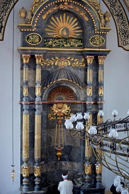 """Konya'nın barok camisi """"Aziziye"""" ibadete açıldı 24"""