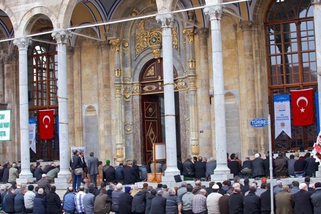 """Konya'nın barok camisi """"Aziziye"""" ibadete açıldı 29"""