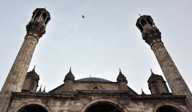 """Konya'nın barok camisi """"Aziziye"""" ibadete açıldı 6"""
