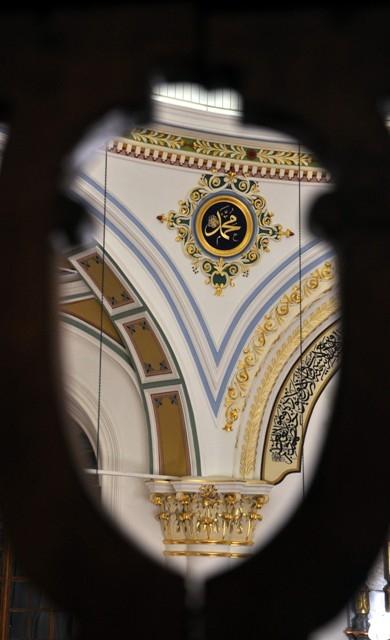 """Konya'nın barok camisi """"Aziziye"""" ibadete açıldı 9"""