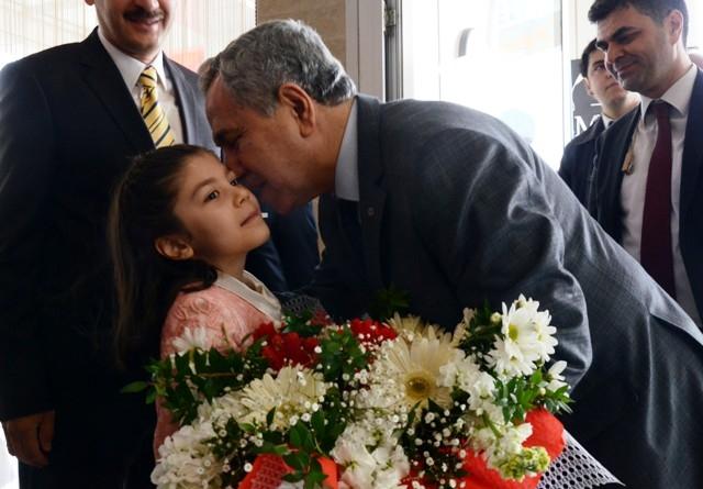 Başbakan Yardımcısı Arınç, Konya'da 4
