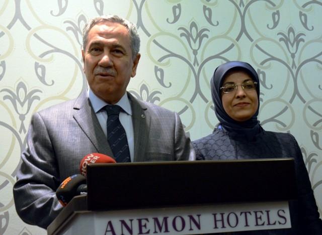 Başbakan Yardımcısı Arınç, Konya'da 5