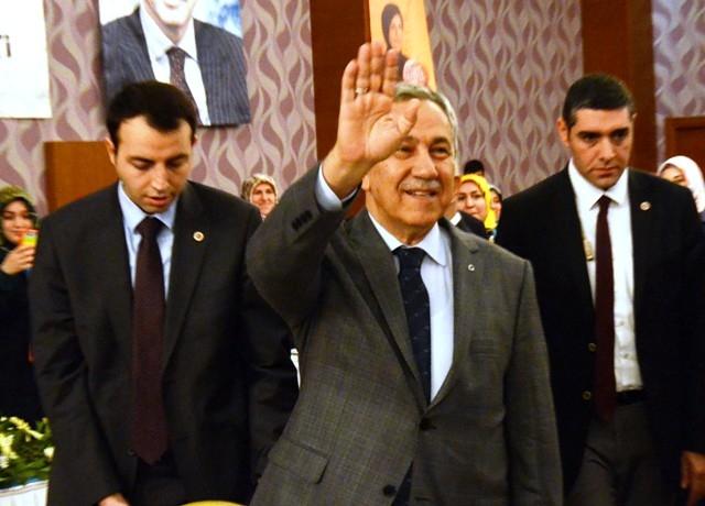 Başbakan Yardımcısı Arınç, Konya'da 7