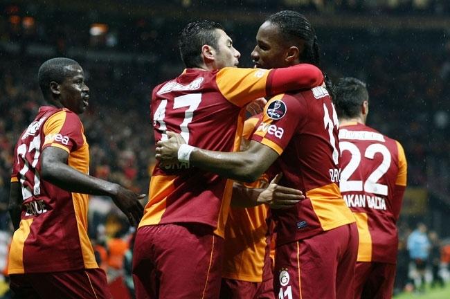 Galatasaray 6 - Akhisar Belediyespor 1 10