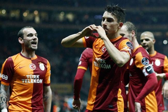 Galatasaray 6 - Akhisar Belediyespor 1 13