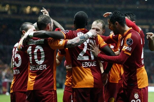 Galatasaray 6 - Akhisar Belediyespor 1 14