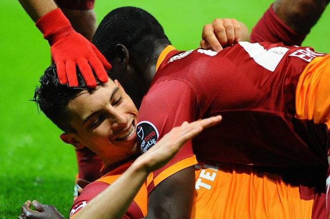 Galatasaray 6 - Akhisar Belediyespor 1 15