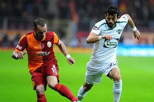 Galatasaray 6 - Akhisar Belediyespor 1 17