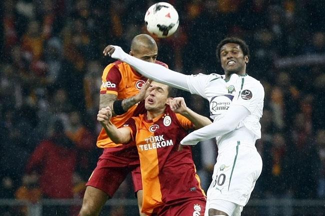 Galatasaray 6 - Akhisar Belediyespor 1 4