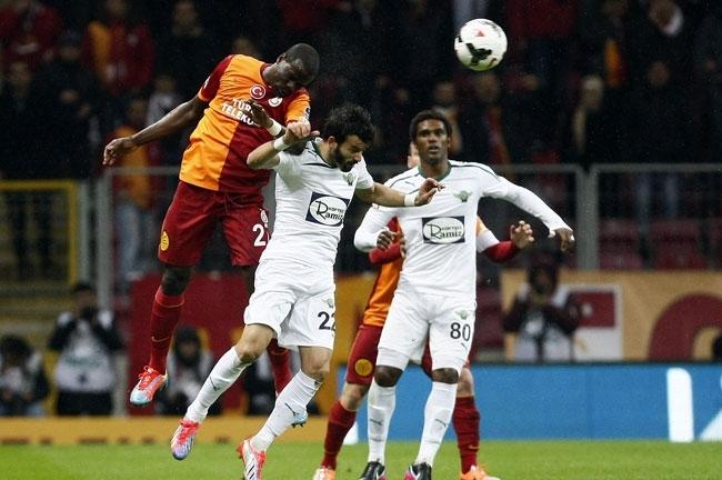Galatasaray 6 - Akhisar Belediyespor 1 5