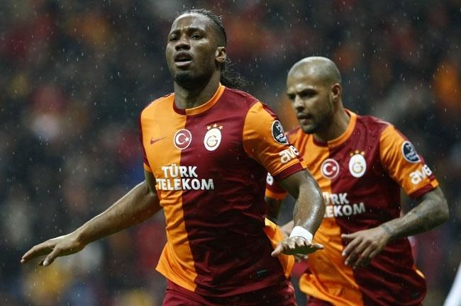 Galatasaray 6 - Akhisar Belediyespor 1 7