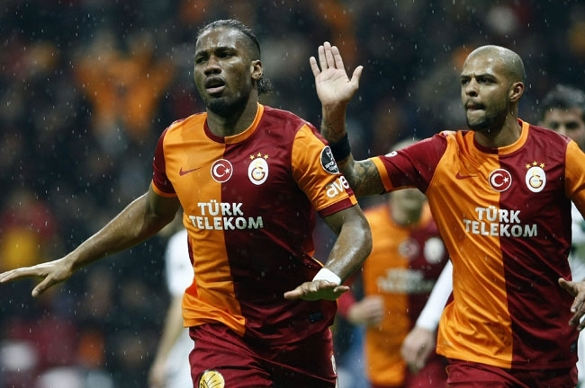 Galatasaray 6 - Akhisar Belediyespor 1 8