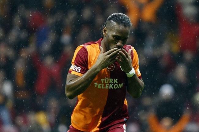 Galatasaray 6 - Akhisar Belediyespor 1 9
