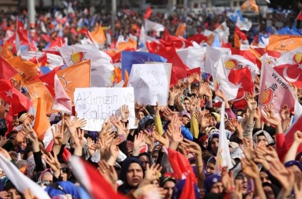 AK Parti Şanlıurfa mitingi 19