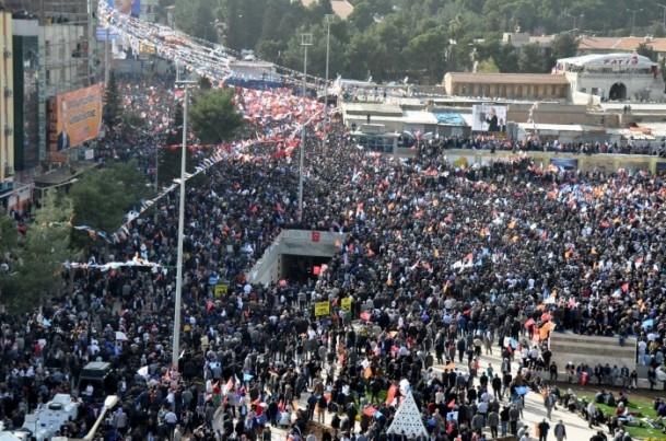 AK Parti Şanlıurfa mitingi 3