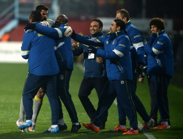 Trabzonspor - Fenerbahçe maçı tatil edildi 41