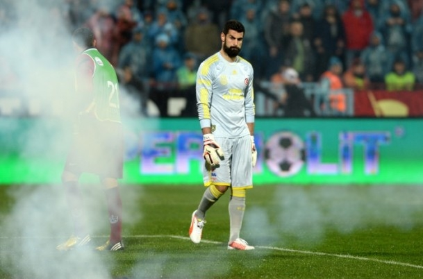 Trabzonspor - Fenerbahçe maçı tatil edildi 47