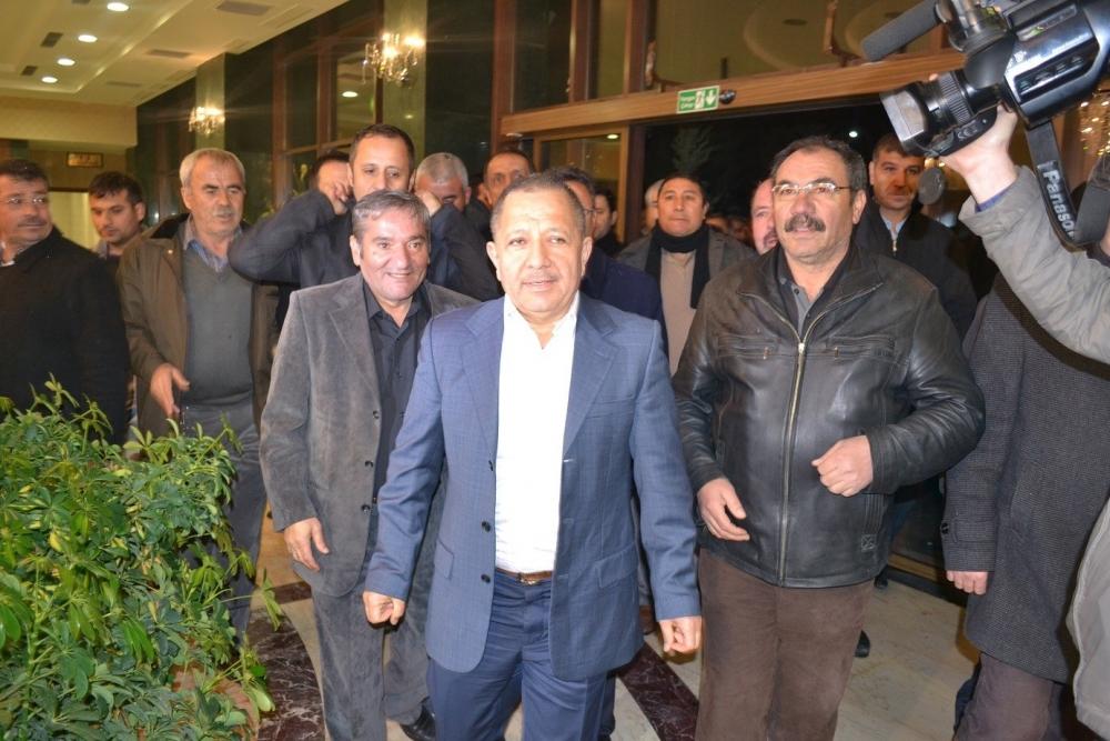 Nusret Argun, Konya'da yakınları tarafından karşılandı 1