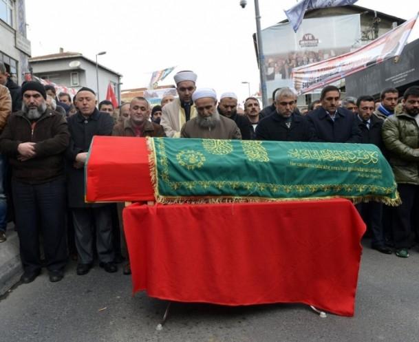 Burak Can Karamanoğlu gözyaşlarıyla uğurlandı 25