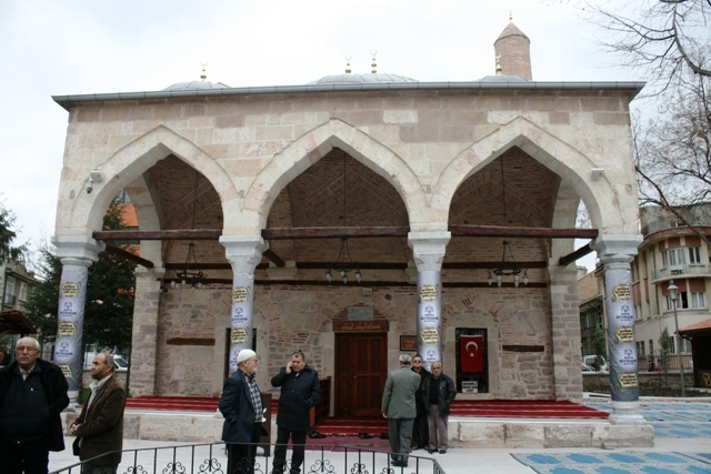 Tahir Paşa (Dursun Fakih) Camii İbadete Açıldı 1