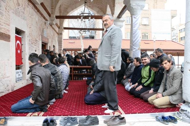 Tahir Paşa (Dursun Fakih) Camii İbadete Açıldı 10