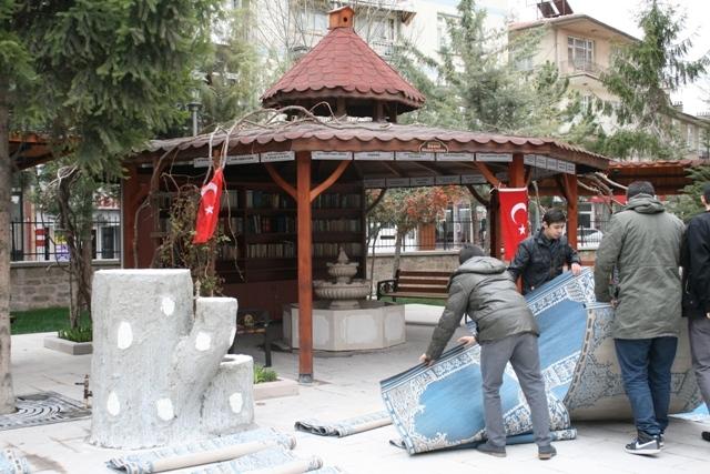 Tahir Paşa (Dursun Fakih) Camii İbadete Açıldı 12