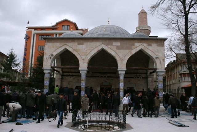 Tahir Paşa (Dursun Fakih) Camii İbadete Açıldı 13