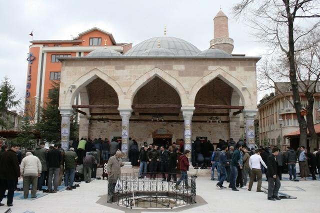 Tahir Paşa (Dursun Fakih) Camii İbadete Açıldı 14