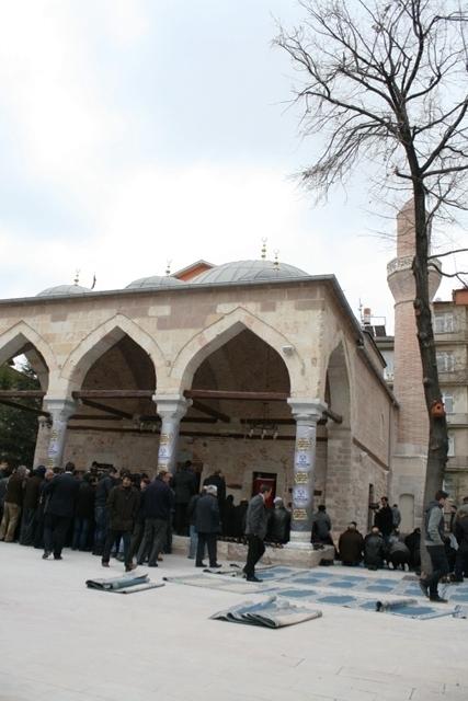 Tahir Paşa (Dursun Fakih) Camii İbadete Açıldı 16