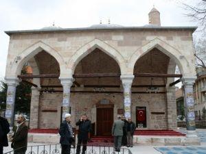 Tahir Paşa (Dursun Fakih) Camii İbadete Açıldı 17