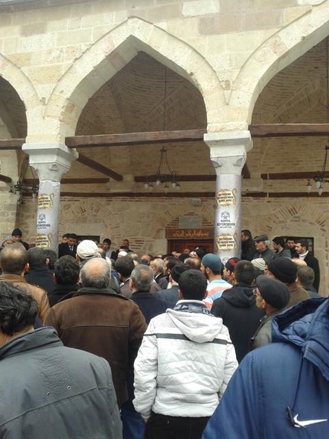 Tahir Paşa (Dursun Fakih) Camii İbadete Açıldı 18