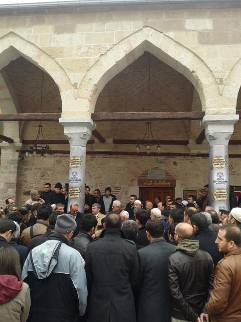 Tahir Paşa (Dursun Fakih) Camii İbadete Açıldı 19