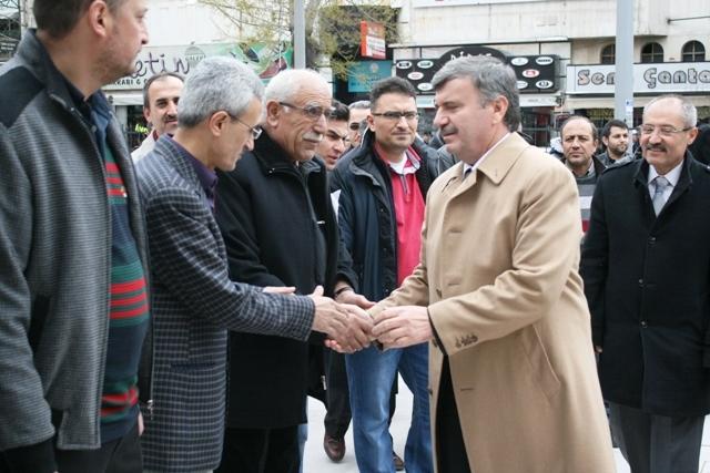 Tahir Paşa (Dursun Fakih) Camii İbadete Açıldı 2