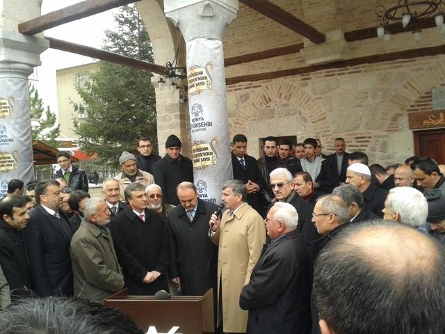 Tahir Paşa (Dursun Fakih) Camii İbadete Açıldı 22