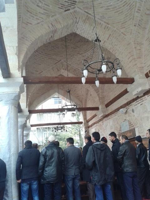 Tahir Paşa (Dursun Fakih) Camii İbadete Açıldı 24