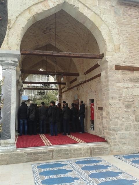 Tahir Paşa (Dursun Fakih) Camii İbadete Açıldı 26