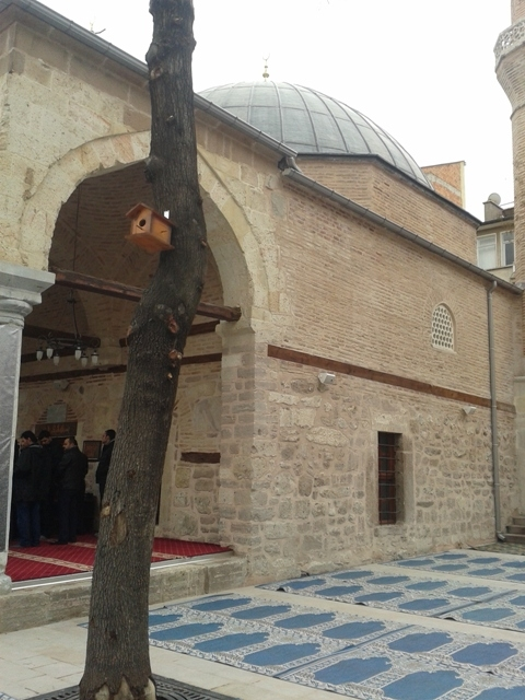 Tahir Paşa (Dursun Fakih) Camii İbadete Açıldı 27