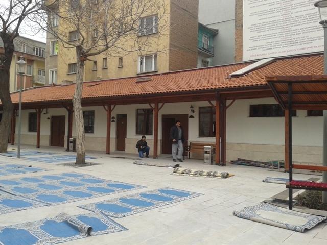 Tahir Paşa (Dursun Fakih) Camii İbadete Açıldı 29