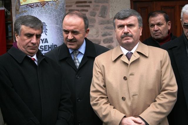 Tahir Paşa (Dursun Fakih) Camii İbadete Açıldı 3