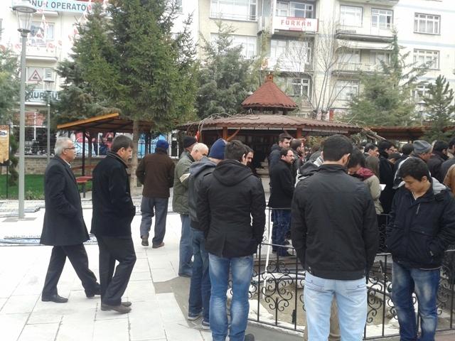Tahir Paşa (Dursun Fakih) Camii İbadete Açıldı 31