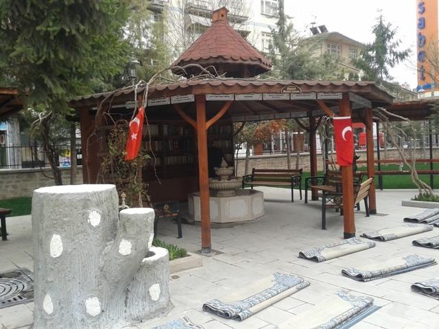 Tahir Paşa (Dursun Fakih) Camii İbadete Açıldı 32