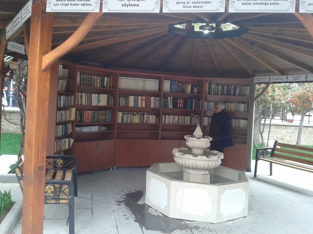 Tahir Paşa (Dursun Fakih) Camii İbadete Açıldı 33