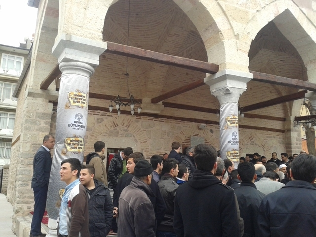 Tahir Paşa (Dursun Fakih) Camii İbadete Açıldı 34