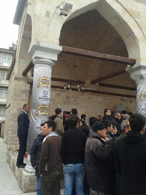 Tahir Paşa (Dursun Fakih) Camii İbadete Açıldı 35