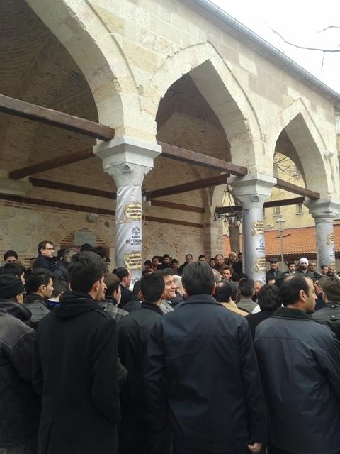 Tahir Paşa (Dursun Fakih) Camii İbadete Açıldı 36